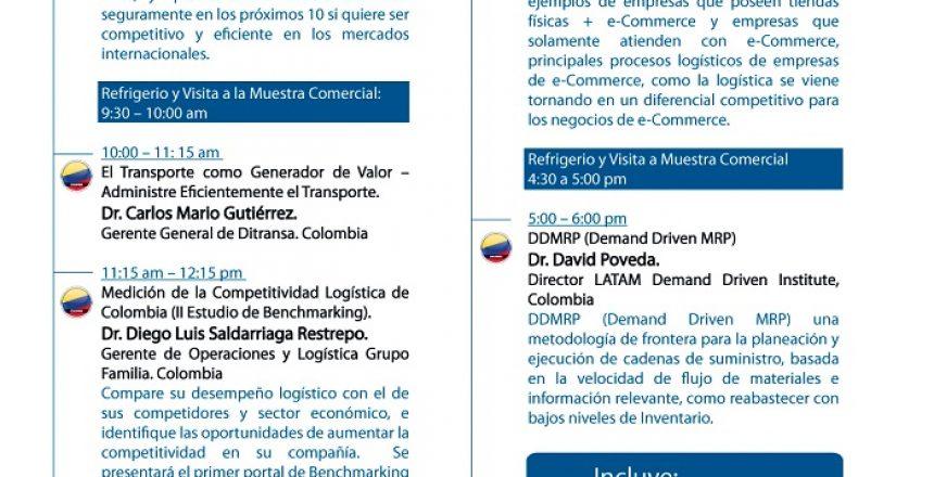 II_Convencin_Internacional_Logistica_Plaza_Mayor_Zonalogistica_agenda_1