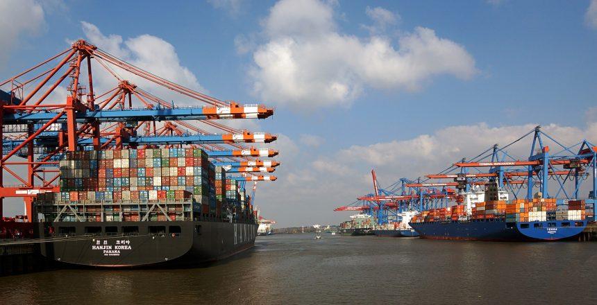Fletes transporte marítimo de contenedores